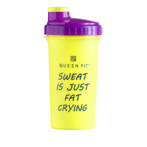SHAKER QUEEN FIT SWEAT IS JUST FAT CRYING
